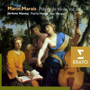 Marin Marais - Pièces de viola, Volume 2
