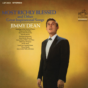 Most Richly Blessed and Other Great Inspirational Songs album
