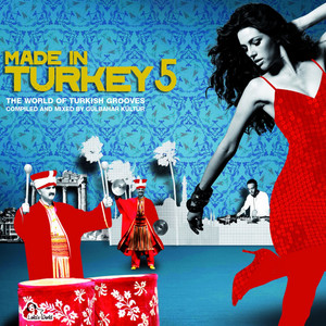 Made İn Turkey 5 (Compiled and mixed by Gülbahar Kültür) album