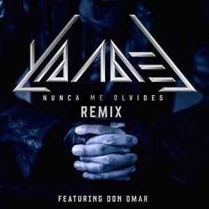 Nunca Me Olvides (feat. Don Omar) [Remix]