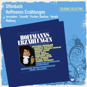 Hoffmanns Erzählungen - Oper in drei Akten, einem Vor- und einem Nachspiel (Gesamtaufnahme in deutscher Sprache), 3. Akt: Nr. 19 Lied: Tag und Nacht verteil' ich mich