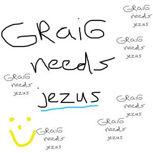 Craig Needs Jezus