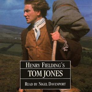 Tom Jones (Abridged) Audiobook