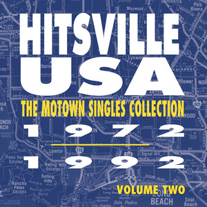 Hitsville USA, The Motown Collection 1972-1992 album