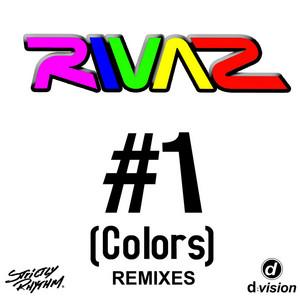 Rivaz – #1 (Colors) (Studio Acapella)
