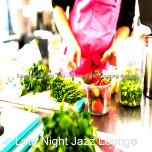 Vibrant Holiday Cooking by Late Night Jazz Lounge