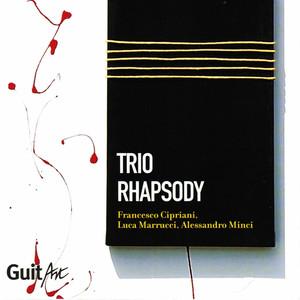 Debussy, Mercury - Trio Rhapsody