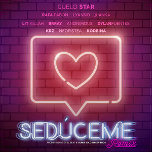 Sedúceme - Remix cover art