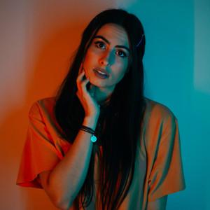 Orange + Blue - Lauren Cimorelli