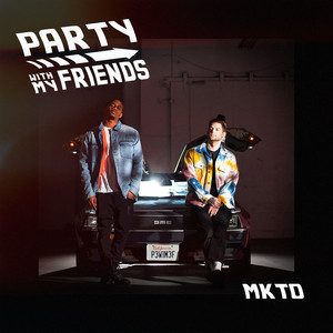 Party With My Friends cover art