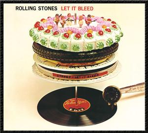 Let It Bleed album