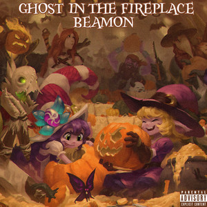 Ghost in the Fireplace