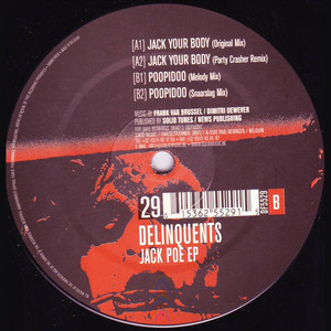Jack Your body - Original Mix by Delinquents