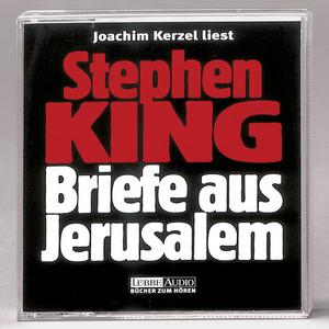 Briefe aus Jerusalem Audiobook