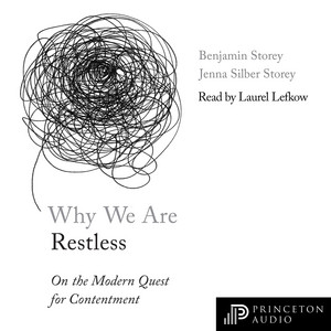 Why We Are Restless - New Forum Books, Book 65 (Unabridged)