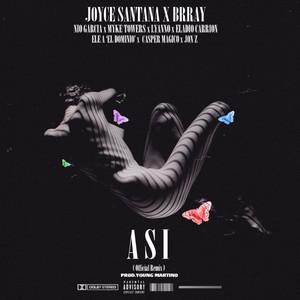 Así (Remix) [feat. Nio Garcia, Myke Towers, Casper, JonZ, Ele A El Dominio, Eladio Carrión & Lyanno]