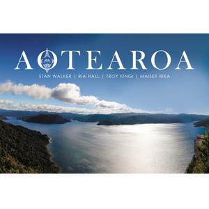 Aotearoa (Maori Language Week 2014) cover art