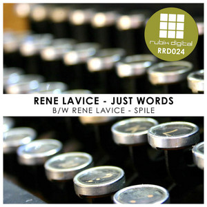 Just Words by René LaVice