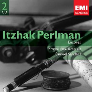 Liebesleid by Itzhak Perlman, Samuel Sanders