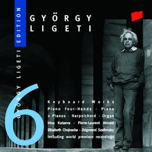 Sonatina for Piano 4 Hands: II. Andante by György Ligeti, Pierre-Laurent Aimard, Irina Kataeva