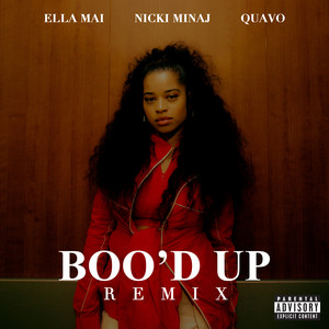 Ella Mai Ft Nicki Minaj – Bood Up (Studio Acapella)
