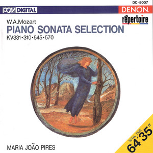Sonata No. 16 in B Flat Major, III. Allegretto by Maria João Pires
