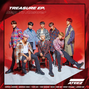 TREASURE EP. Map To Answer