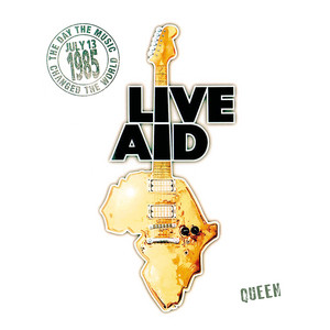 Queen at Live Aid (Live at Wembley Stadium, 13th July 1985)