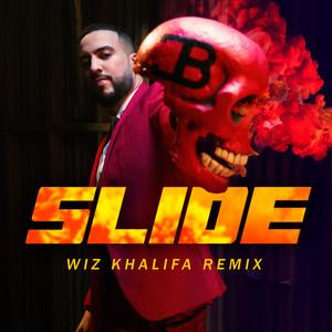 Slide (feat. Wiz Khalifa, Blueface & Lil Tjay) [Remix]
