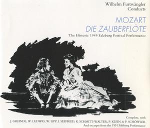 Die Zauberflöte, K. 620: Act II Scene 6: Aria: Ein Madchen oder Weibchen wunscht Papageno sich! (Papageno) cover art