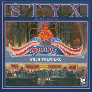 Styx – Too Much Time on My Hands (Studio Acapella)