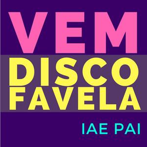 Disco Favela cover art