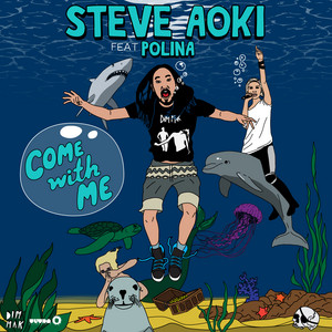 Steve Aoki Ft Polina – Come With Me (Studio Acapella)