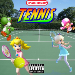 Wii Tennis by Splash Daddy
