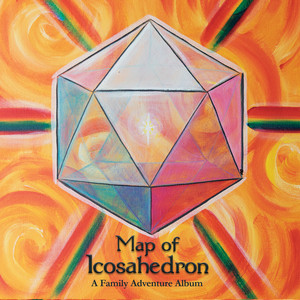 Map of Icosahedron