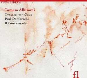 Concerto a cinque No. 2, Op. 9: II. Adagio by Tomaso Albinoni, Paul Dombrecht, Il Fondamento