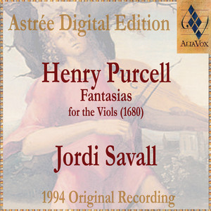 Fantasia Upon One Note by Jordi Savall, Henry Purcell