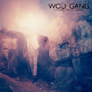 Lions in Cages by Wolf Gang