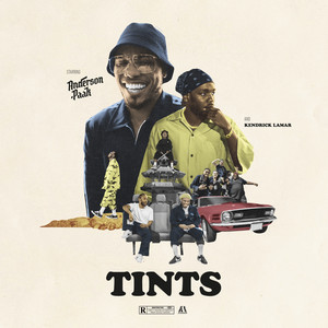 Tints (feat. Kendrick Lamar) cover art