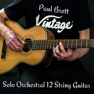 Solo Orchestral 12 String Guitar album