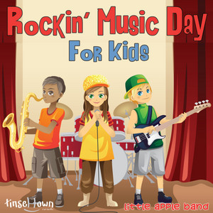 Rocking Music Day For Kids