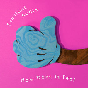 How Does It Feel - Radio Edit cover art