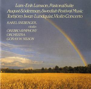 """Violin Concerto, """"Fantasia pragense"""""""