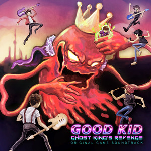 Ghost King's Revenge (Original Game Soundtrack)