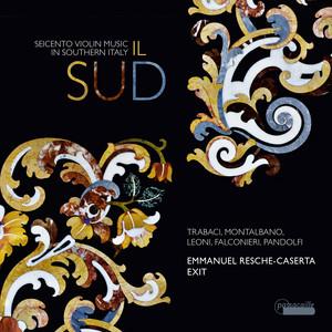 Toccata seconda e ligature per arpa by Giovanni Maria Trabaci, Bérengère Sardin