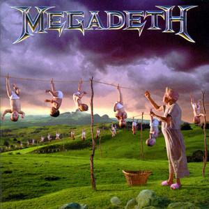 Megadeth – Train Of Consequences (Studio Acapella)
