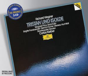 """Tristan und Isolde / Act 3: """"Mild und leise wie er lächelt"""" by Richard Wagner, Margaret Price, Staatskapelle Dresden, Carlos Kleiber"""