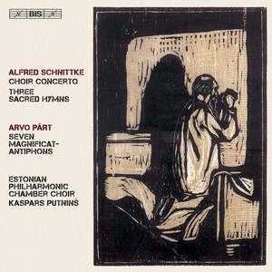Choir Concerto: IV. Complete This Work Which I Began in Hope by Alfred Schnittke, Estonian Philharmonic Chamber Choir, Kaspars Putniņš