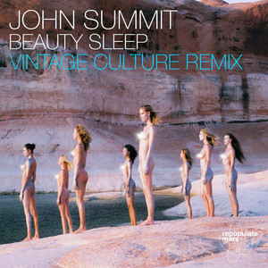 Beauty Sleep - Vintage Culture Remix cover art