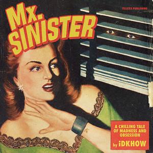 Mx. Sinister cover art